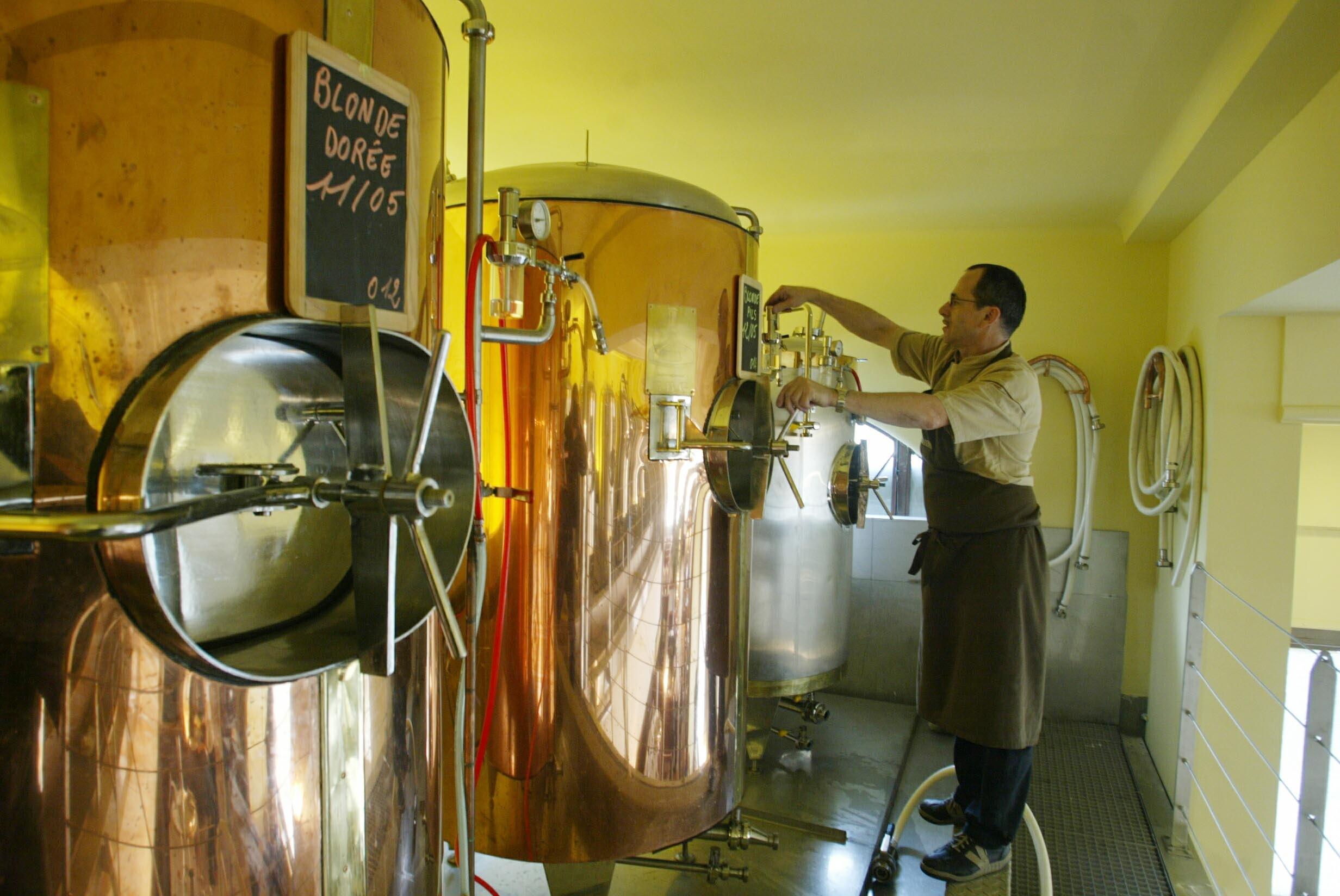 Fabrication de la bière artisanale